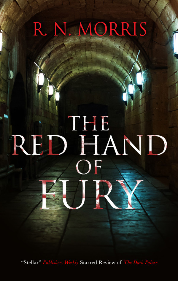 Red Hand of Fury 4